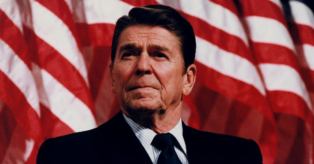 42 Astonishing Facts About Ronald Reagan