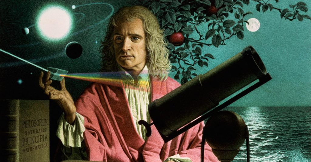 42 Genius Facts About Isaac Newton