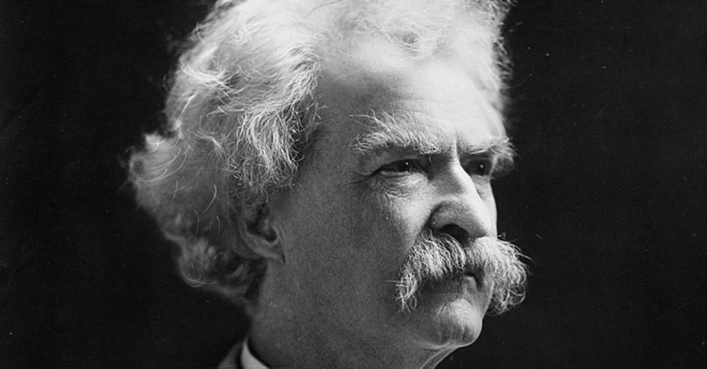 27 Little-Known Facts About Mark Twain