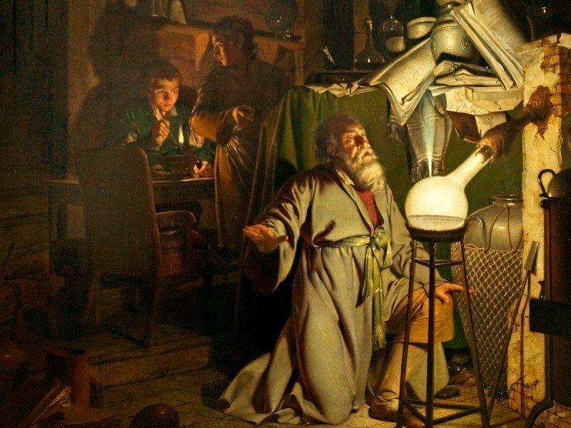 Medieval Alchemy facts