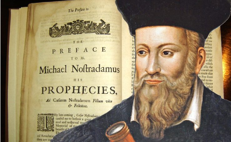 Nostradamus Facts