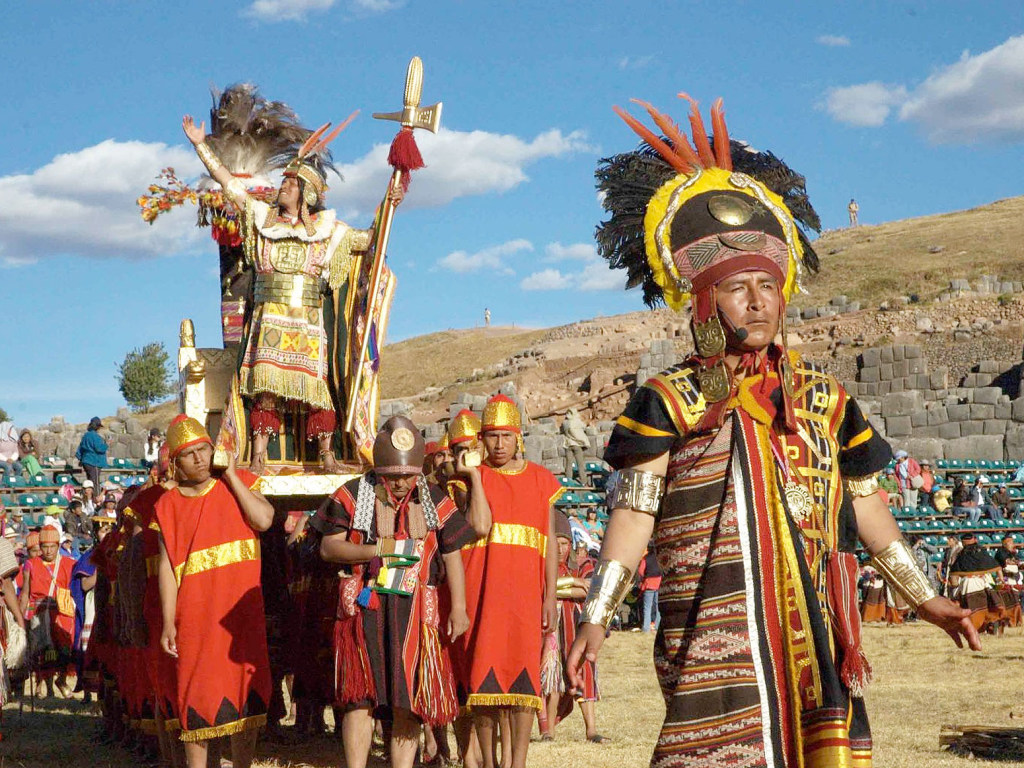 The Incan Empire facts