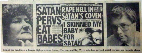 satanic panic facts