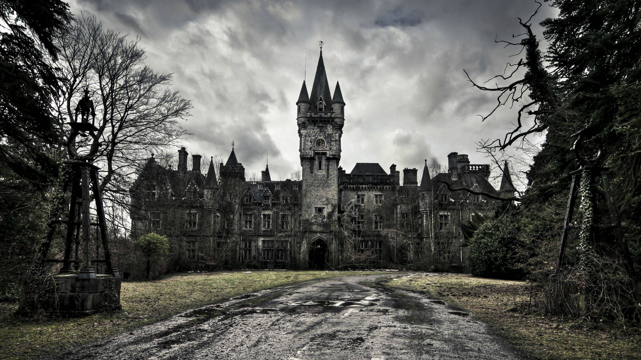 The Spookiest Places On Earth facts