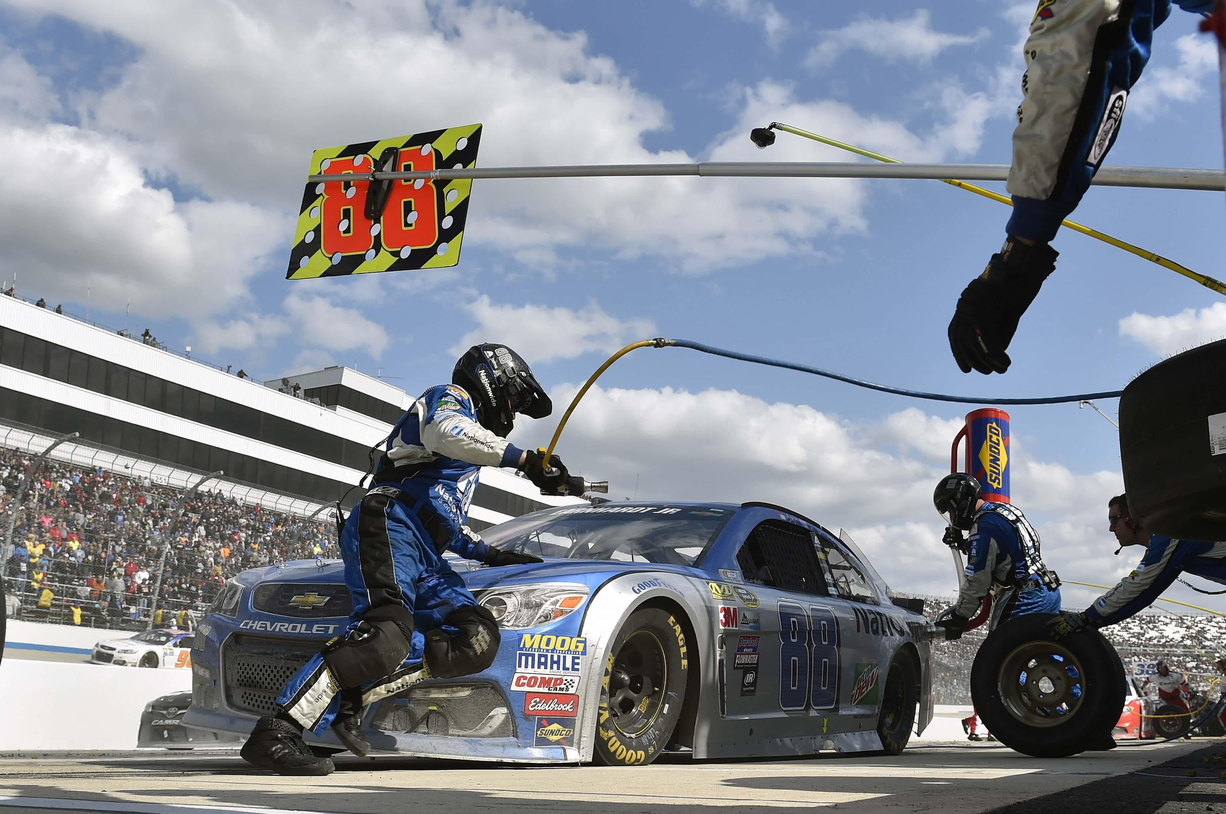 NASCAR facts