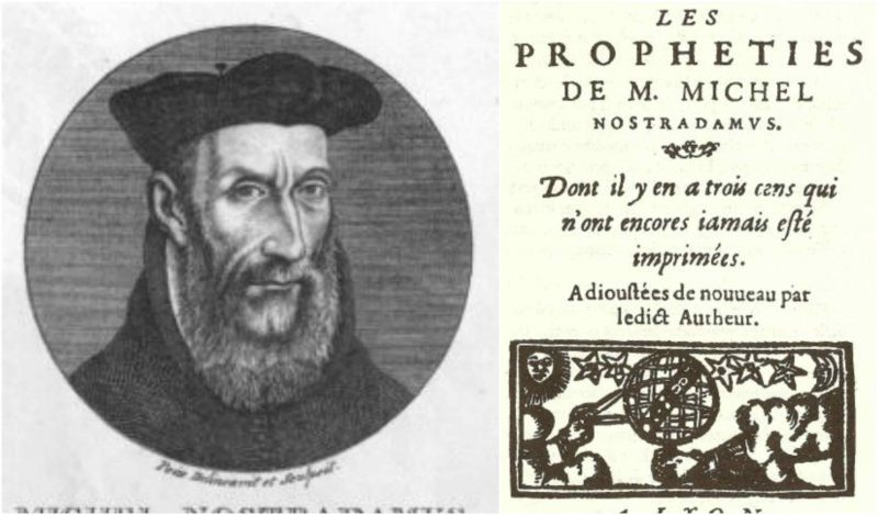 Nostradamus Facts