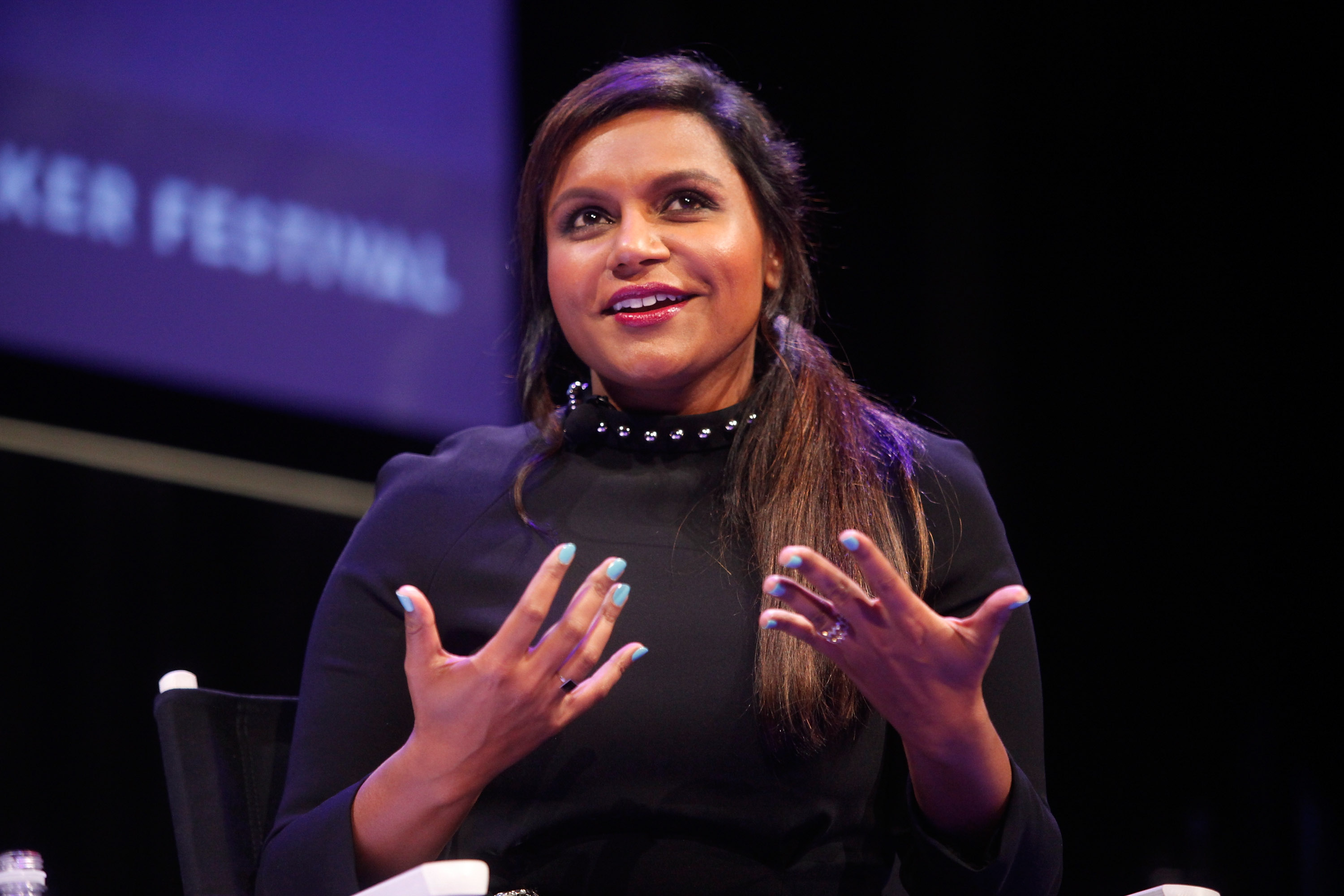 Mindy Kaling facts