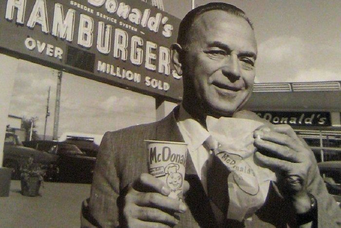 10263c17d3de6 43 Cut-Throat Facts About Ray Kroc And The History Of McDonald s
