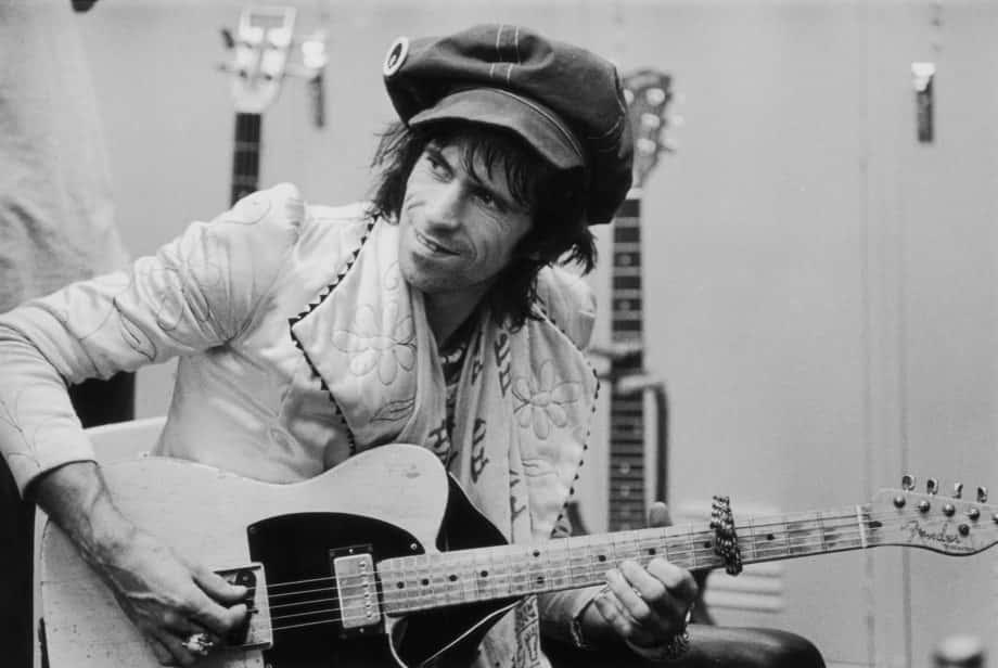 Mick Jagger facts