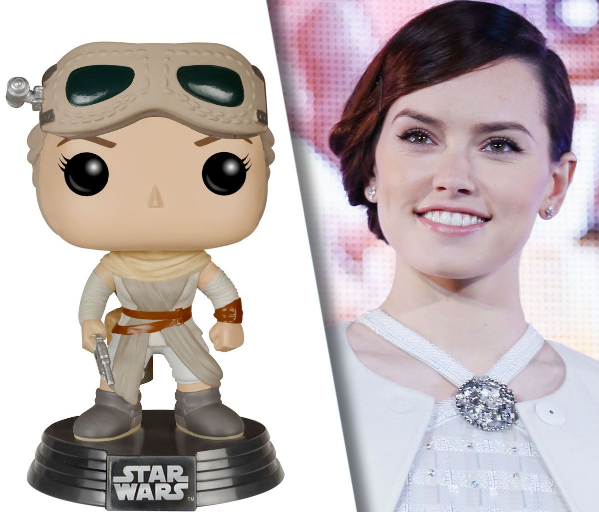 Daisy Ridley facts