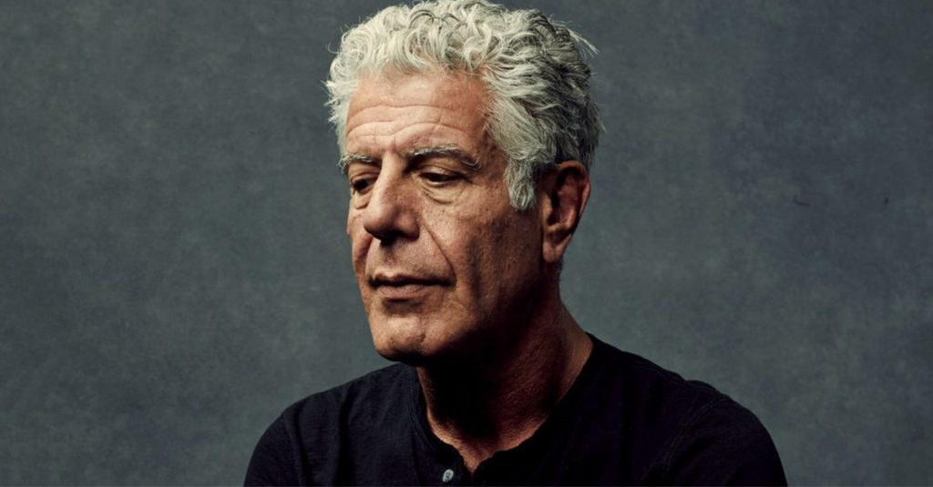 42 Little-Known Facts About Anthony Bourdain