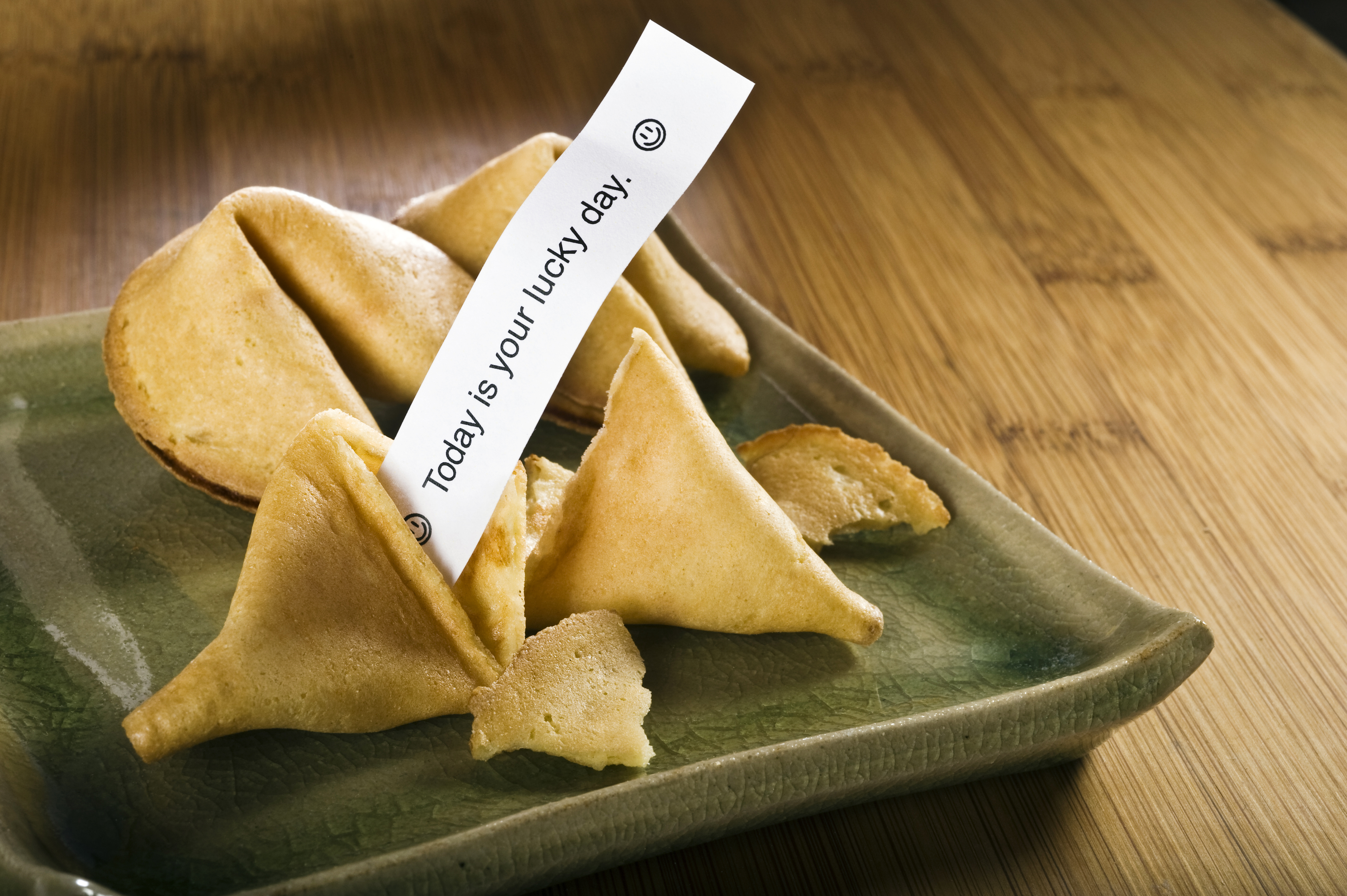 Fortune Cookies in China