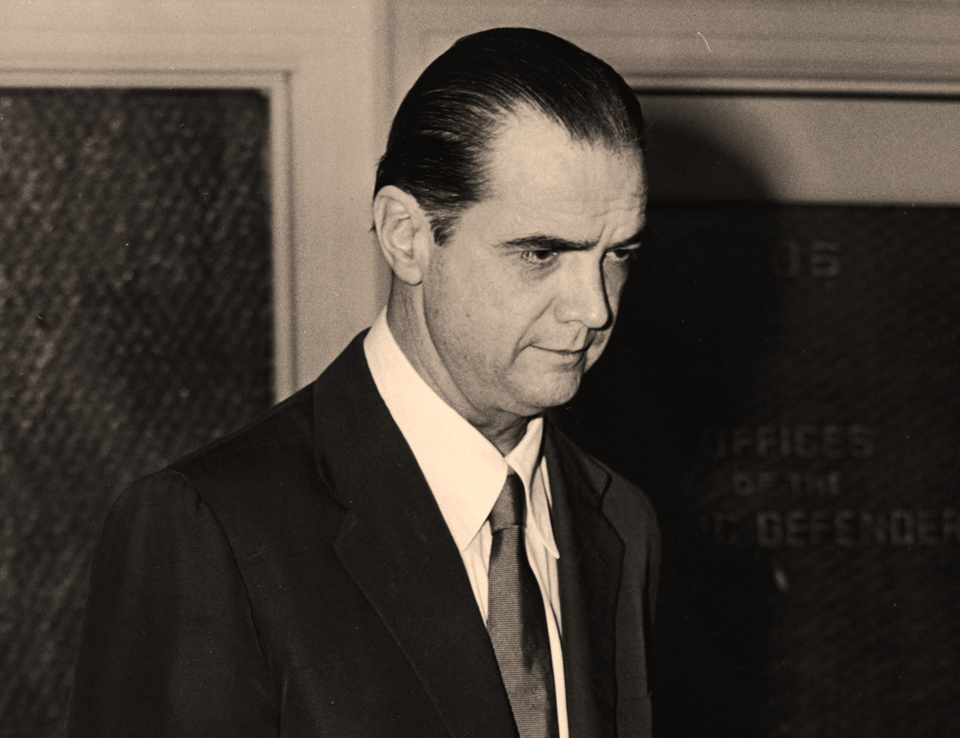 Hughes At Court