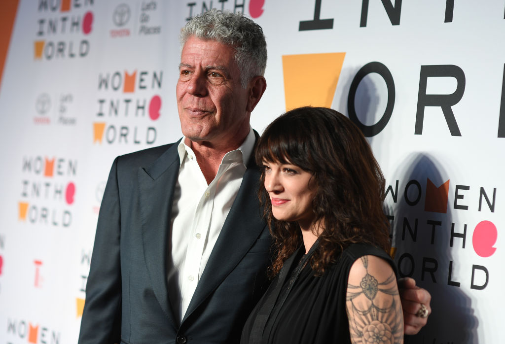 Anthony Bourdain Facts
