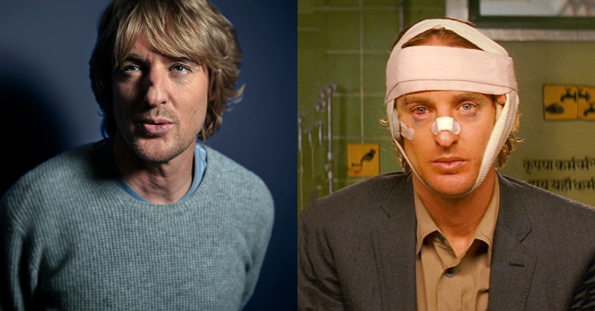 That owen wilson with a naked black man pity, that