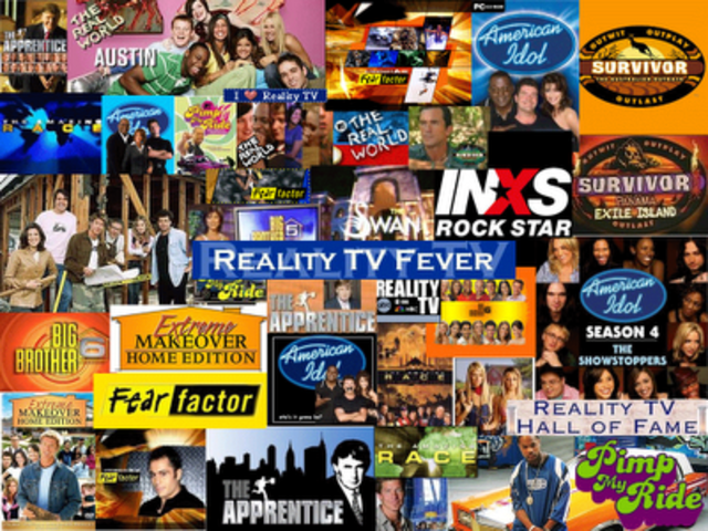 Reality TV facts