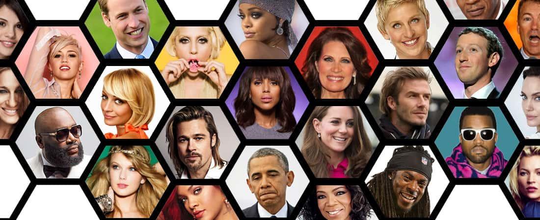 Strange Celebrity Behavior facts