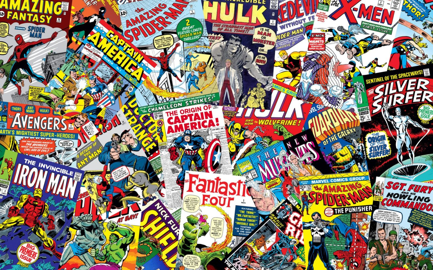 Comic books facts