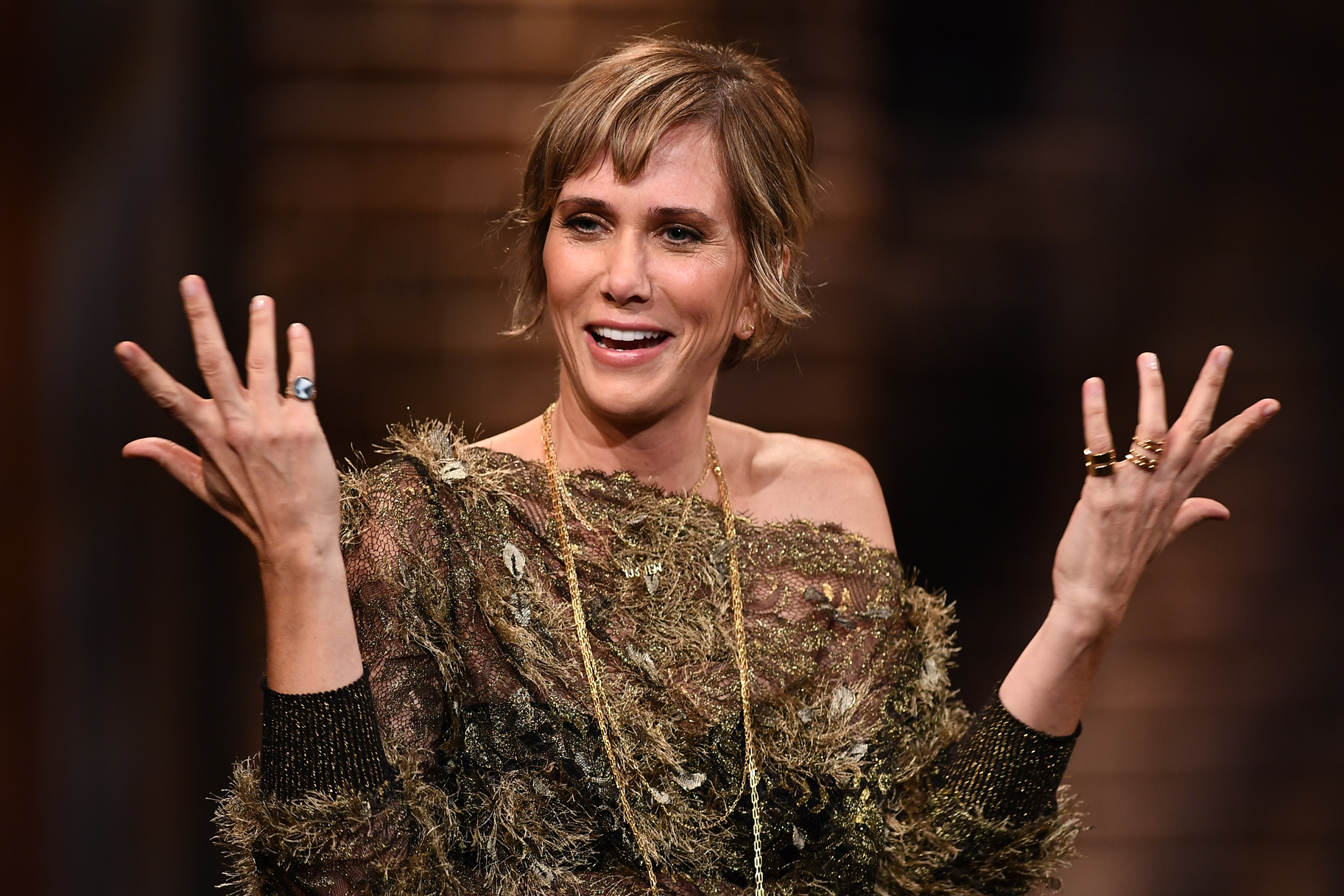 Kristen Wiig facts