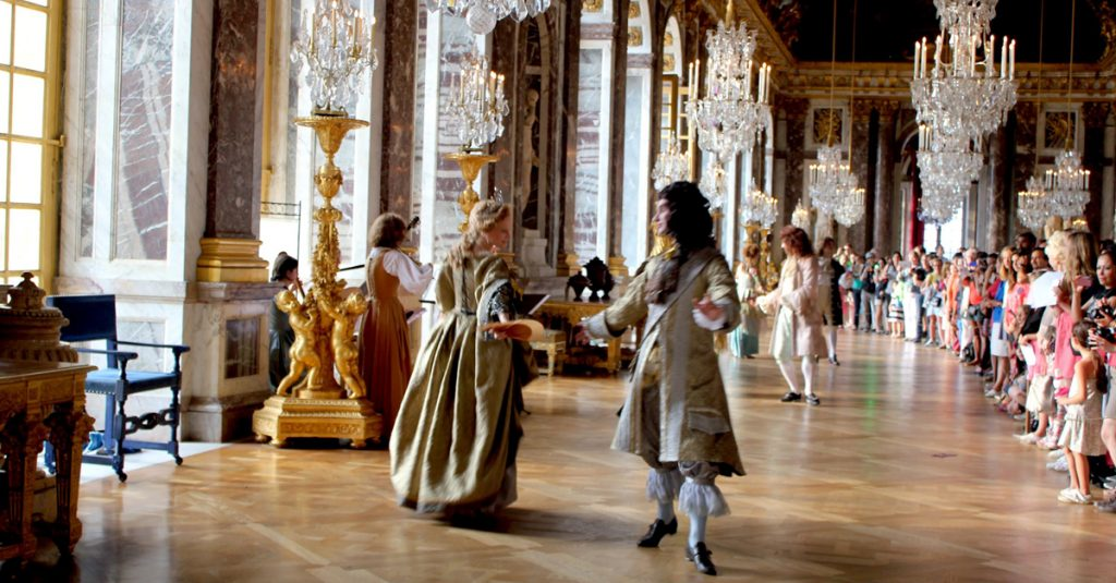 Debauched Facts About Versailles, The Palace Of The Sun King