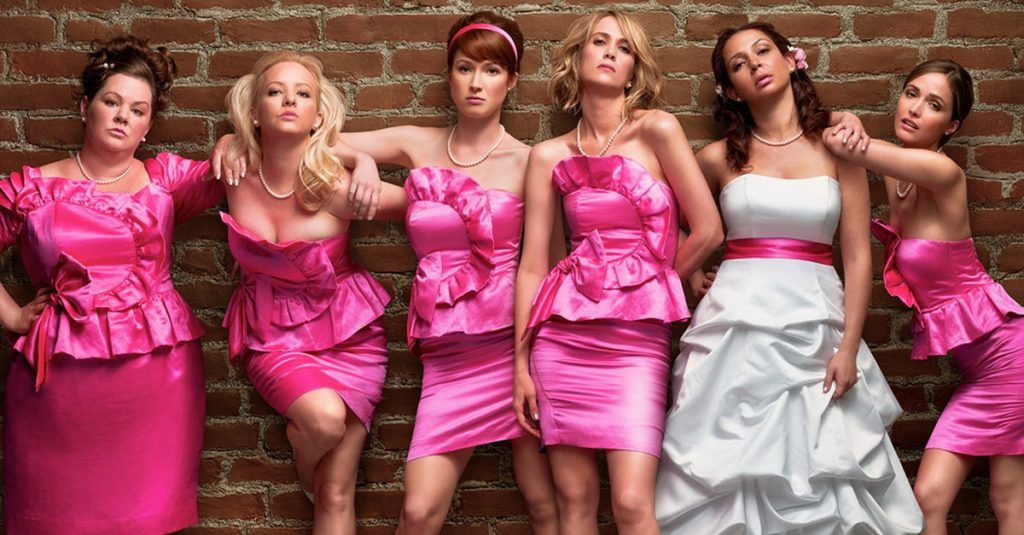 31 Hilarious Facts About Bridesmaids