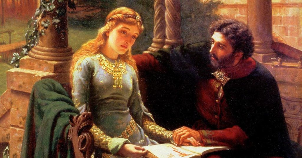 50 Dire Facts About History's Most Tragic Star-Crossed Lovers