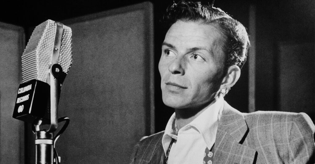 Swingin' Facts About Frank Sinatra, The Chairman Of The Board