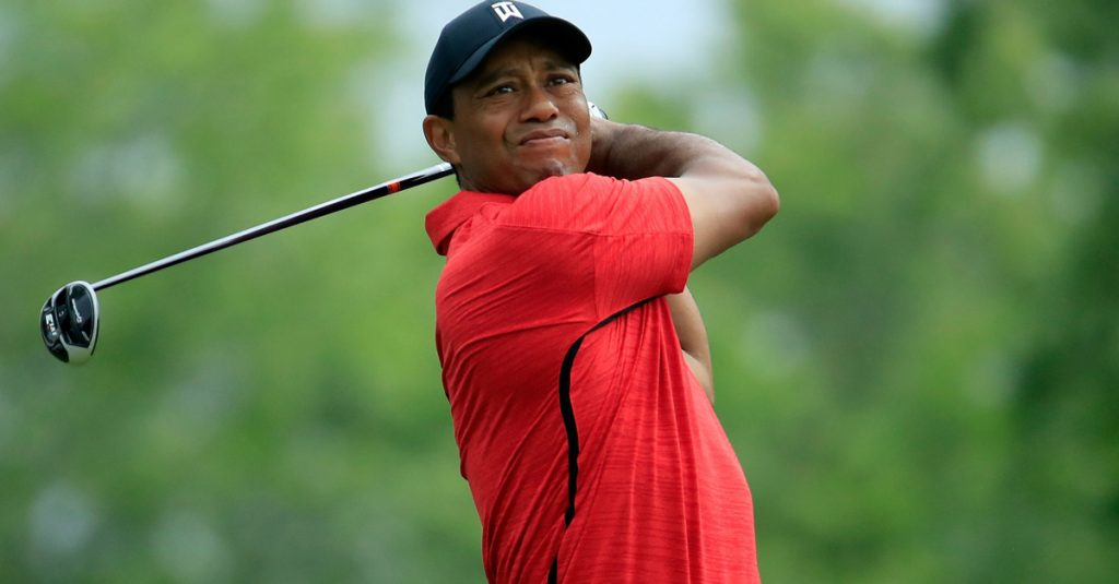 40 Ferocious Facts About Tiger Woods