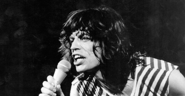 Mick Jagger Facts