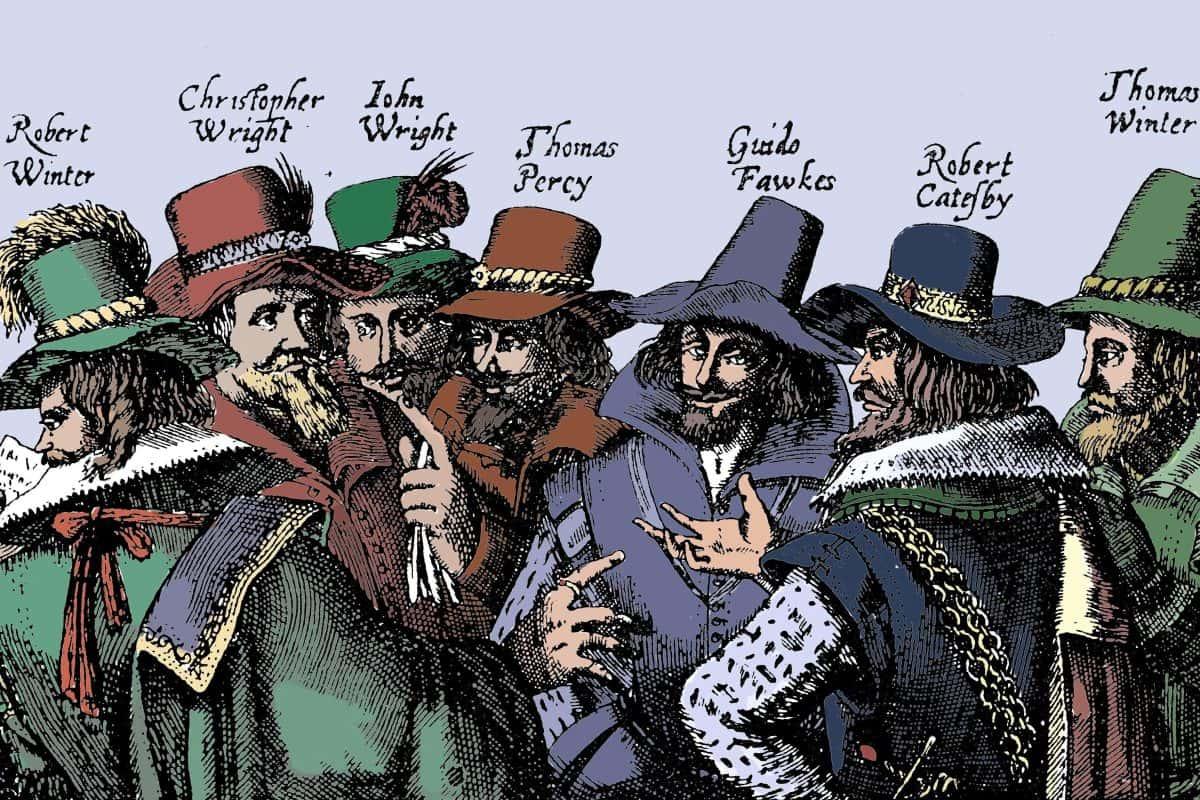 42 Explosive Facts About The Gunpowder Plot