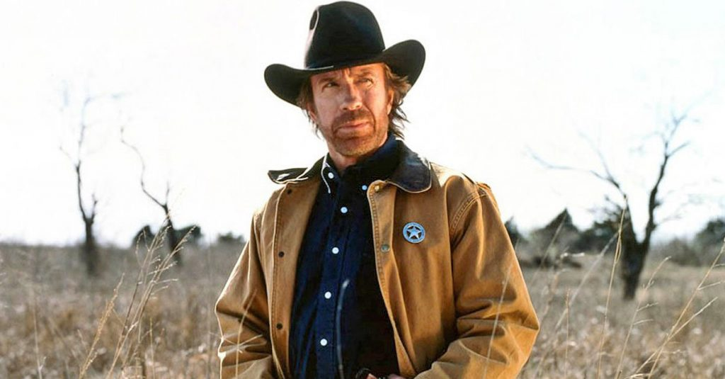 41 Legendary Facts About Chuck Norris
