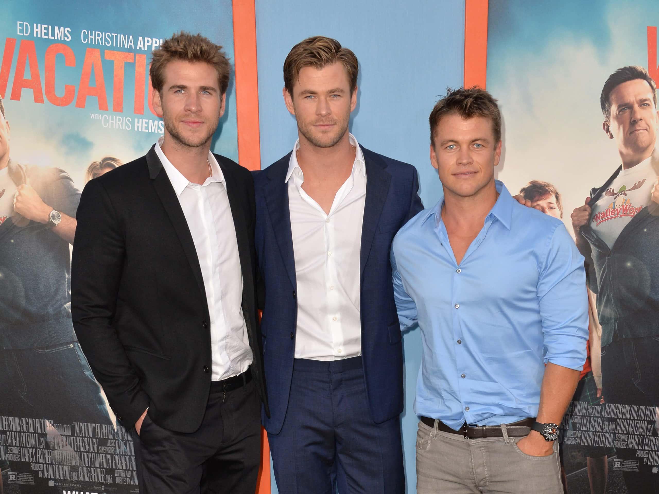 Chris Hemsworth facts