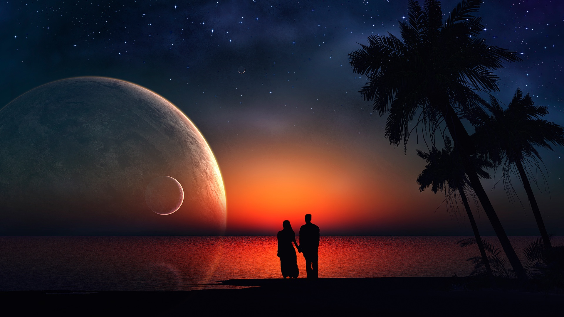 a pair of star crossed lovers