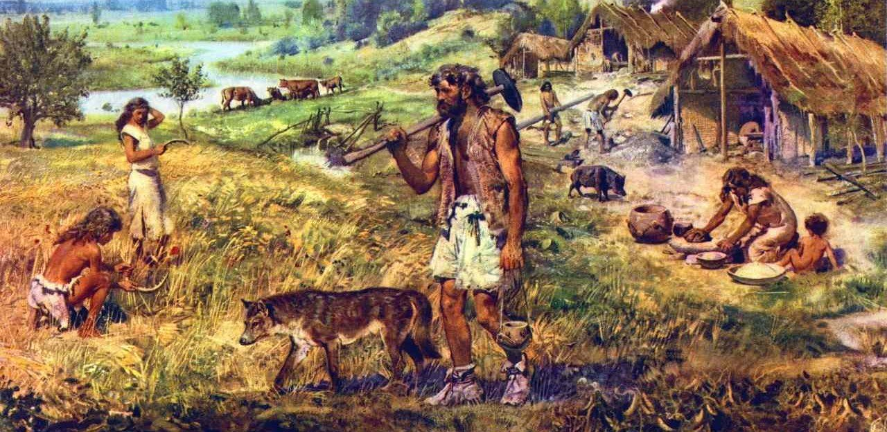 Prehistoric Humans facts