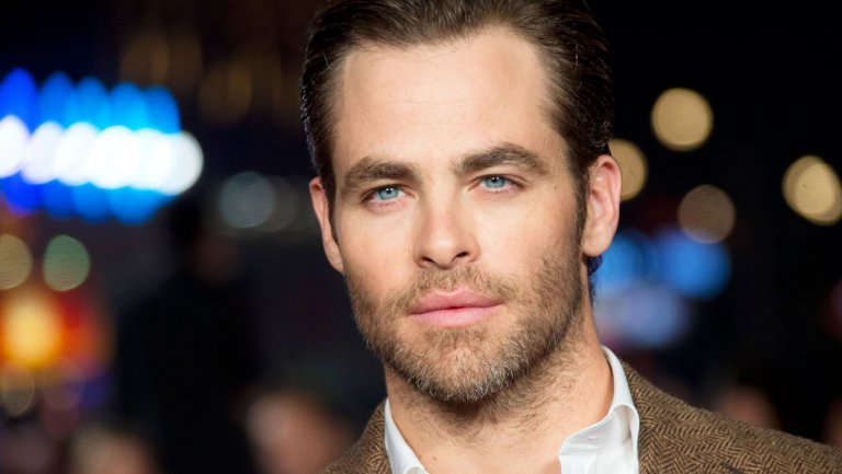 Chris Pine Facts