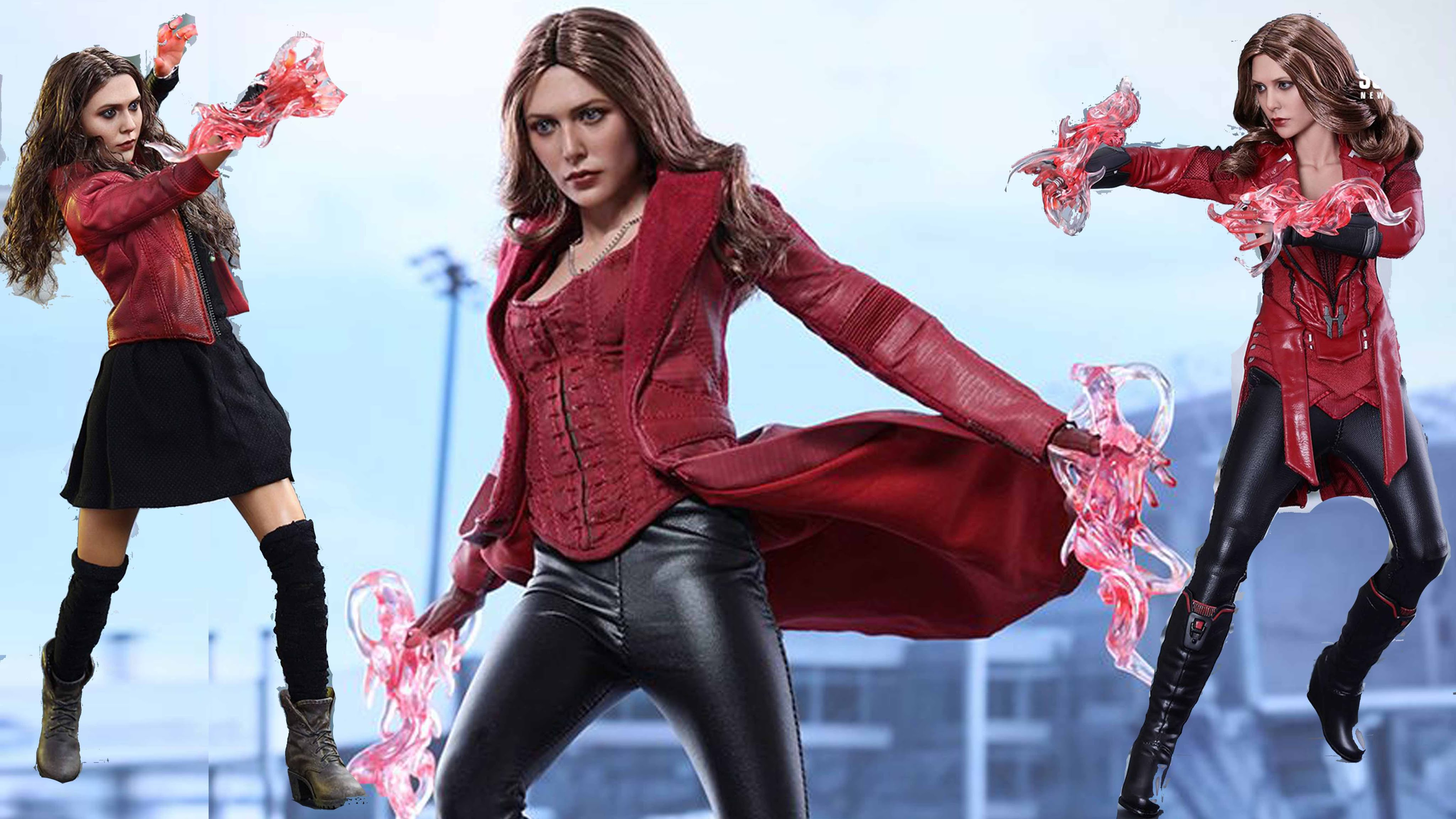 Scarlet Witch facts