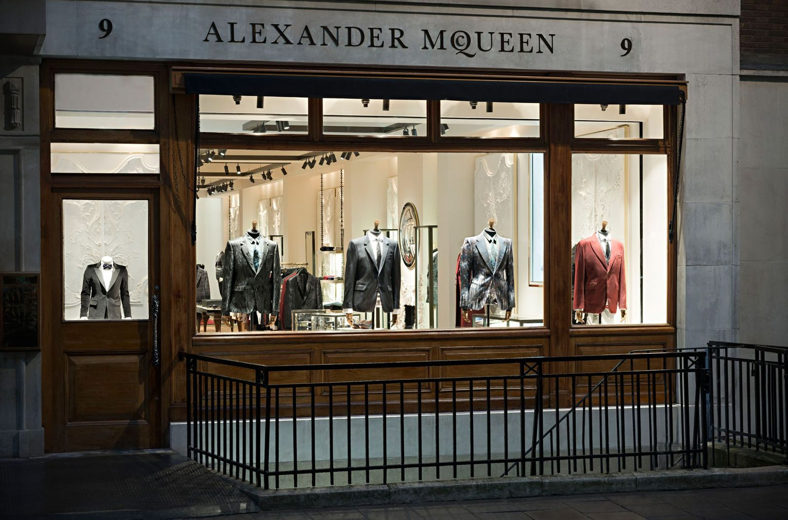 Alexander McQueen facts