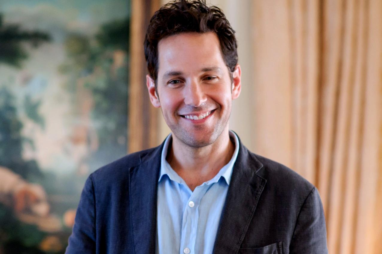 Paul Rudd Facts