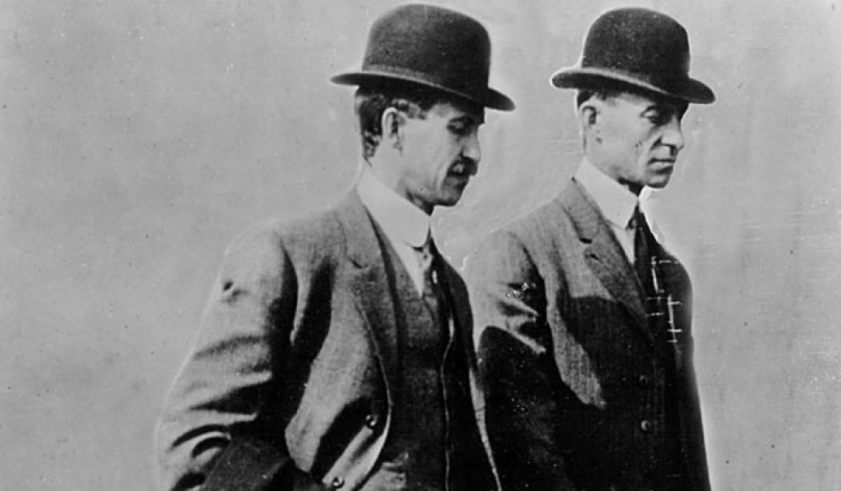The Wright Brothers facts