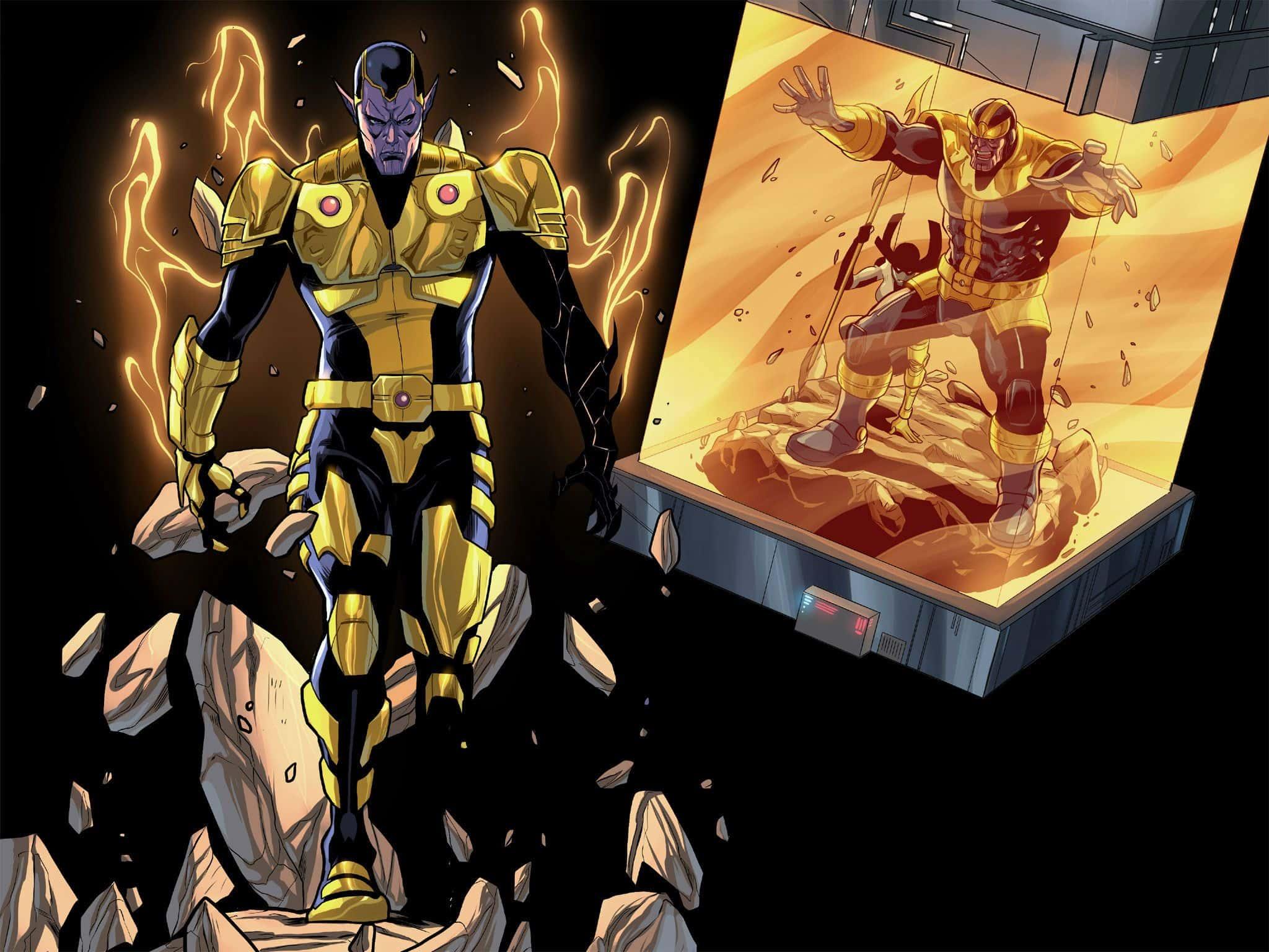 Thanos facts