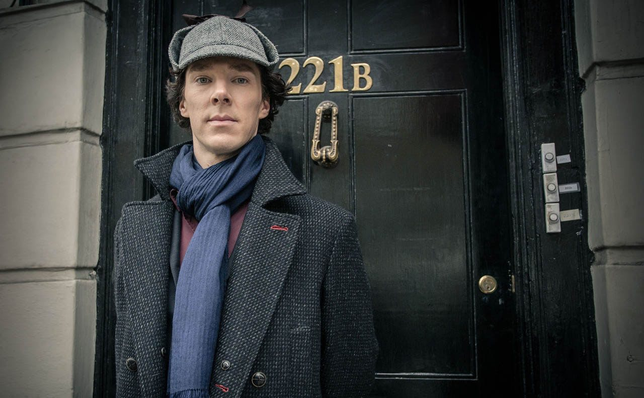Benedict Cumberbatch facts
