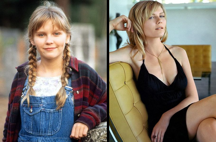 42 littleknown facts about kirsten dunst