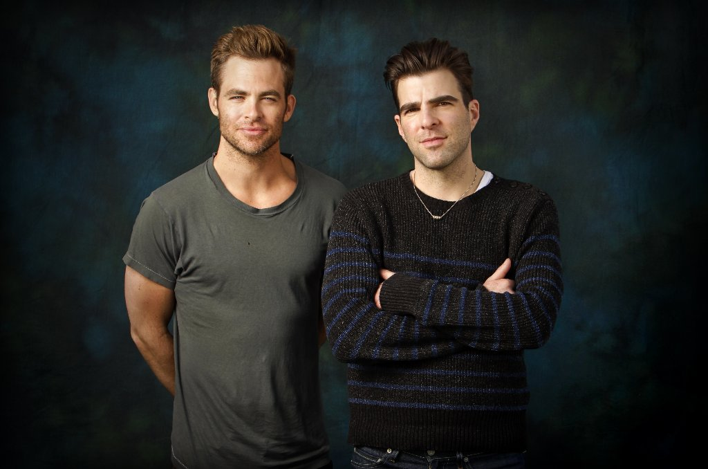 Chris pine zachary quinto interview are you dating a sociopath