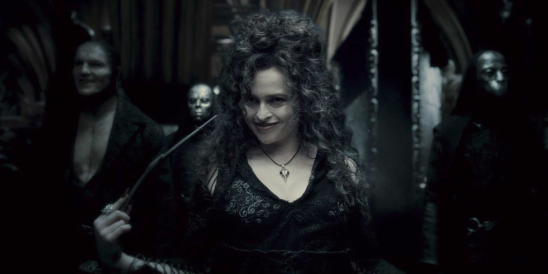 Bellatrix Lestrange facts