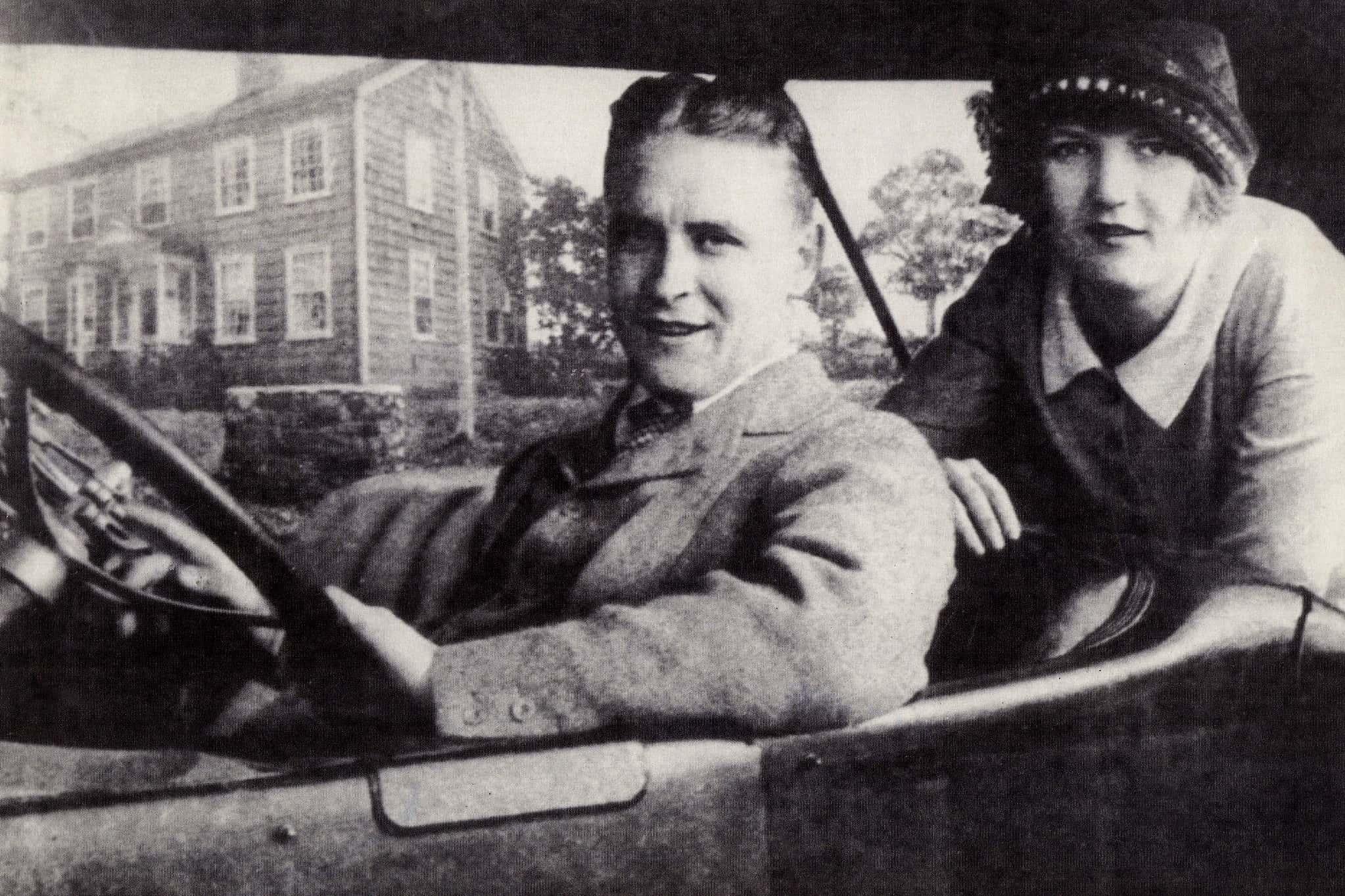 F. Scott Fitzgerald facts