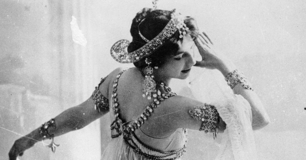 43 Exotic Facts About Mata Hari, The Seductive Spy