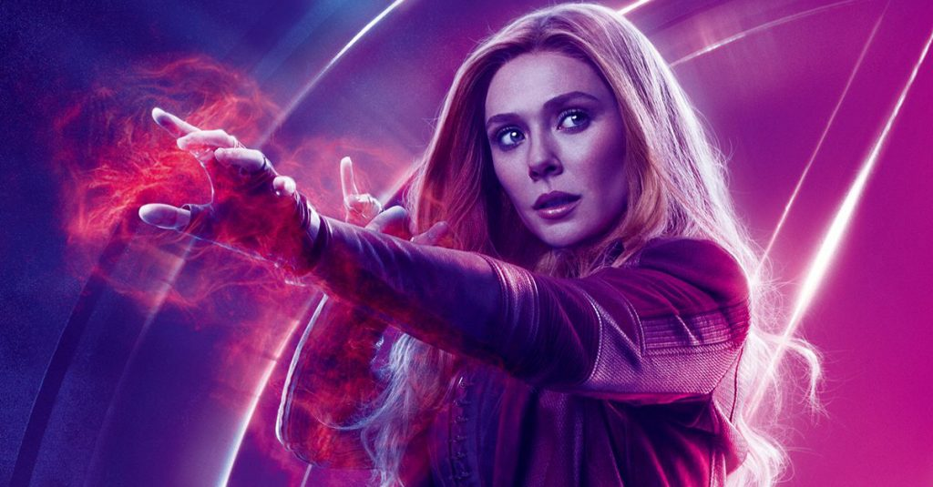 42 Blood-Red Facts About The Scarlet Witch