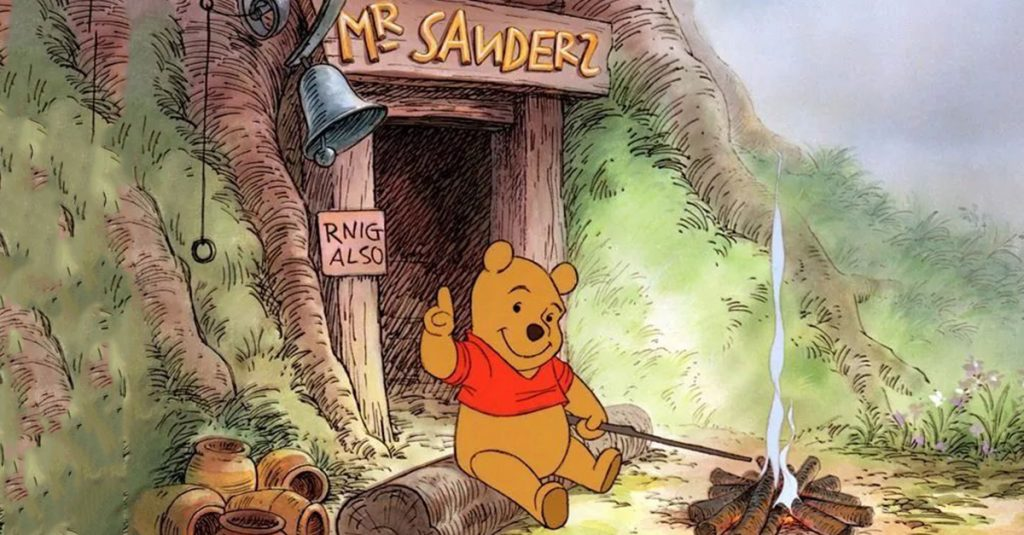 25 Silly Old Facts About Winnie The Pooh