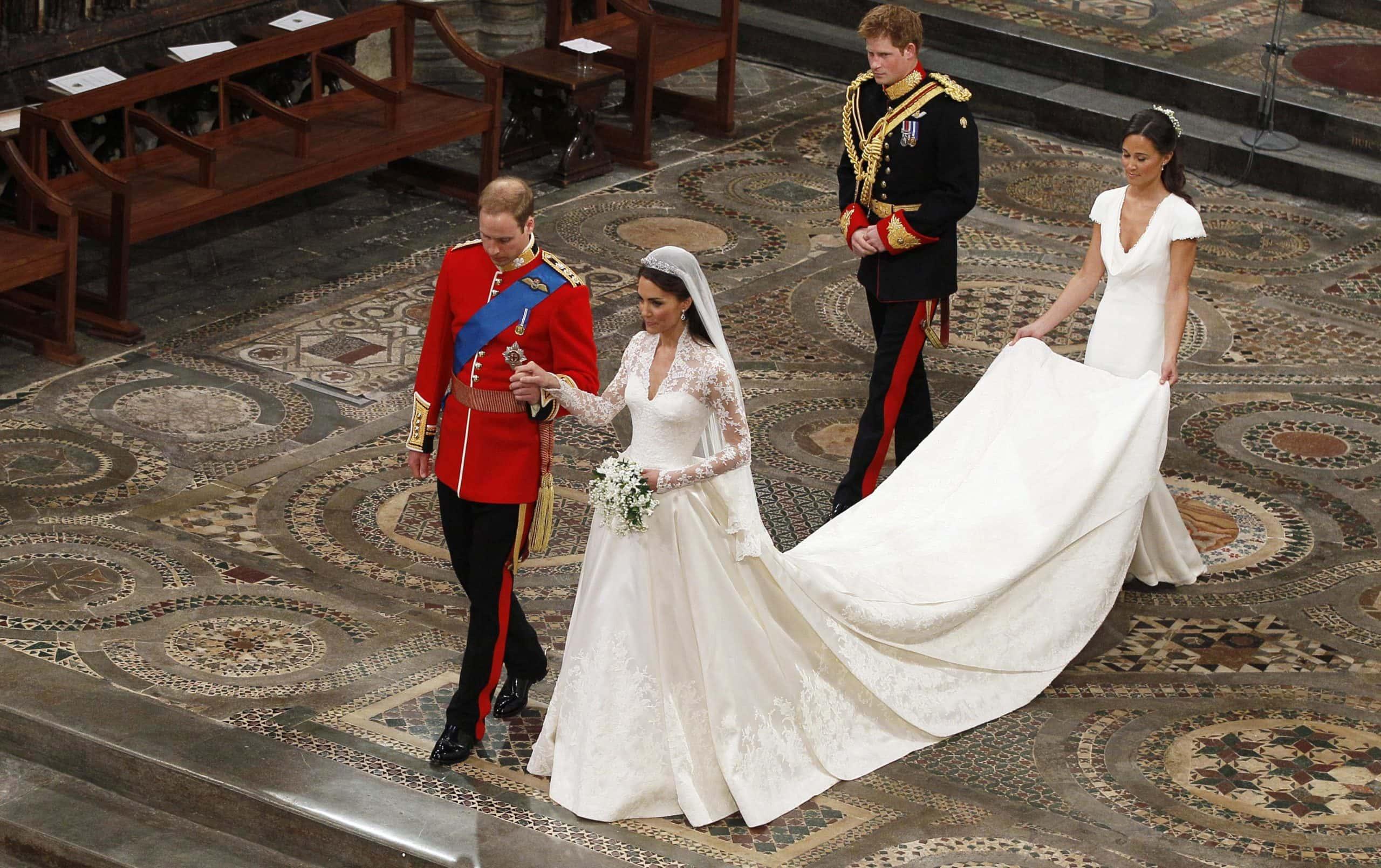 Royal Weddings Facts
