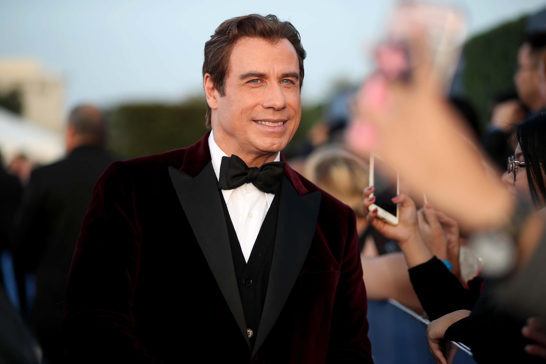 John Travolta Facts